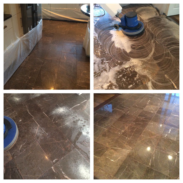Marble floor cleaning Hertfordshire